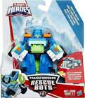 New PLAYSKOOL HEROES TRANSFORMERS RESCUE BOTS HOIST THE TOW-BOT Robot to Truck
