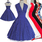 Marilyn Monroe 50s 60s Style Vintage Retro TEA Dress Rockabilly Party Dresses