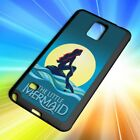 Cheap Little Mermaid Case Cover For Samsung Galaxy Note 2 3 4 5