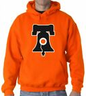 "Claude Giroux Philadelphia Flyers ""Liberty Bell"" HOODIE HOODED SWEATSHIRT $17.99 USD on eBay"