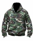 ARMY DPM PATTERN HOODIE - FISHING - HUNTING - NEW - ALL SIZES  - BRITISH - SALE