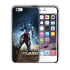 Super Hero Flash Iphone 4 4s 5 5s 5c SE 6 6s 7 8 X XS Max XR Plus Cover Case n3