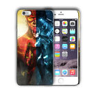 Super Hero Flash Iphone 4 4s 5 5s 5c SE 6 6s 7 8 X XS Max XR Plus Cover Case n4