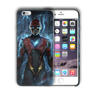 Super Hero Flash Iphone 4 4s 5 5s 5c SE 6 6s 7 8 X XS Max XR Plus Cover Case n5