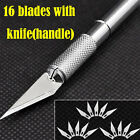 New Exacto Knife Style + 5-25 Blades #11 x-acto Hobby Multi Crafts Cutting Tools