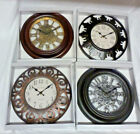 12 in Battery Powered Wall Clock - You Pick