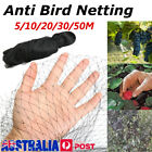 100'/164' Anti Bird Protection Net Fruit Vegetables Flower Pond Netting USA