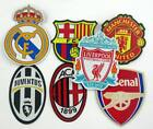 2018 for Barcelona real madrid soccer  fans Iron On Patch DIY Embroidered Cloth