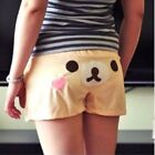 New Cute Rilakkuma San-X Lounge Pant Sleep Shorts Sleepwear Pyjama Pajama Bottom