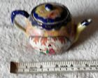 Oriental Collectors Teapots