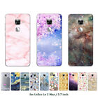 Soft TPU Silicone Case For LeTV LeEco Le 2 Max Phone Back Covers Skins Marble