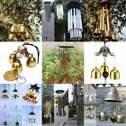 Outdoor Wind Chimes Copper Bells Large Windchime Garden Balcony Yard Decor Chime