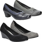 NEW Women's Shoes Chunky Office Jezzi Low Top Free Time Comfortable Sizes 3-7.5