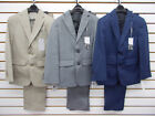 Внешний вид - Boys Geoffrey Beene $85 2pc Tan, Gray, or Blue Suits Size 8 - 20