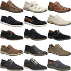 Mens Shoes Rieker Leather Everyday Comfortable Formal CASUAL SIZE 7-11.5 NEW