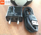 100% ORIGINAL Xiaomi Redmi 4 4A 2AMP XIAOMI MI Charger Adapter with Cable