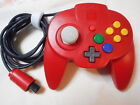 HORI PAD MINI Controller RED Nintendo 64 from Japan +tracking number