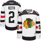 Chicago Blackhawks 2 Duncan Keith 2016 Stadium Series Jersey M 3XL