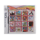 Nintendo DS 3DS Video Game Multi Cart Cartridge Super Combo Mario Naruto TMNT