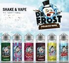 Dr. Frost Premium Liquid DIY Overdosed Shake N Vape 100 ml 0+3mg/ml