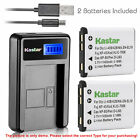 Kastar Battery LCD Charger for Fujifilm NP-45 NP-45A FinePix JX380 FinePix JX390