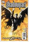 Shadowpact #13 - SIGNED by Bill Willingham AND Scott Hampton  ------ DC