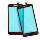Front Glass Touch Screen For Alcatel One Touch Scribe HD OT8008 8008A 8008W