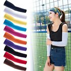 Внешний вид - Driving Basketball Sport Arm Cooling Sleeves Gloves for UV Sun Protection Cover