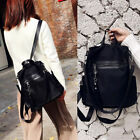 Convertible Water Resistant Small Backpack Rucksack Daypack Shoulder bag Purse