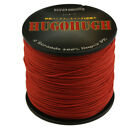 9 Colors  1000M  6-100 LB Tackle Dyneema Super Spectra Braid Strong Fishing Line