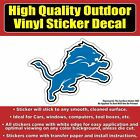 Detroit Lions Vinyl Car Window Laptop Bumper Sticker Decal on eBay