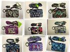 Zip ID Case with Lanyard (multiple colors) - NWT- Vera Bradley