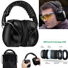 Ear Muffs Hearing Protection Shooting Range Hunting Safety Hearing Noise Padded