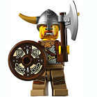 Lego 8804 Minifigure Series 4 No 6 Viking New in Opened Packaging New