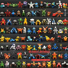 24-144Pcs Lot Set Pokemon Go Monster Mini Action Figures Kid Toy Gift 2-3cm
