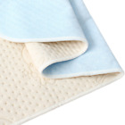 Baby Changing Mat Pad Waterproof Infant Nappy Cover Urine Diaper Cotton Toddler