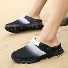 Summer Men's Casual Sports Sandals Beach Water Shoes Breathable Slippers Slip on