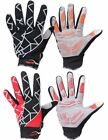 FEELMORYS Leasure Sports Touch Screen Glove Cycling Bicycle Black Red MG-110_Rd