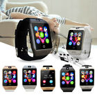 Q18S NFC BT 128M SIM Smart Watch W 1.3M Camera MP3 Player TF For IOS Android