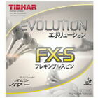 TIBHAR EVOLUTION FX-S Rubber Sponge For Table Tennis Ping Pong Racket Paddl_Rd