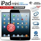 New&Sealed APPLE iPad Mini 1st Gen Black White 16 32 64GB PC Tablet (WiFi Only)