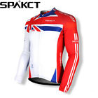 SPAKCT Cycling Long Jersey Long Sleeves 2014 World Cup England