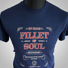 James Bond Fillet Of Soul Live and Let Die Retro Movie T Shirt  007 Cool 70's bl $18.76 USD on eBay