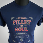 James Bond Fillet Of Soul Live and Let Die Retro Movie T Shirt  007 Cool 70's bl £13.99 GBP on eBay