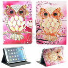 "US Universal For 8"" Inch Tablet Pattern PU Leather Folio Stand Cover Case"