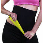 NEOPRENE TUMMY SLIMMING HOT EXERCISE BELT FAT BURNER WAIST BODY SHAPER