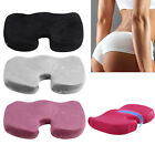 Bolster Relief Chair Solution Coccyx Pain Orthopedic Memory Foam Seat Cushion