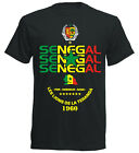 T-Shirt Senegal N13 Schwarz - Futbol  WM 2018 World Cup