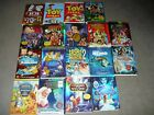 36 Disney DVD Slipcovers ONLY Cinderella Snow White 101 Dalmatians Toy Stor more