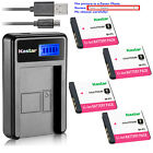 np ft1 battery - Kastar Battery LCD Charger for Sony NP-FT1 FT1 & Sony Cyber-shot DSC-T33 Camera